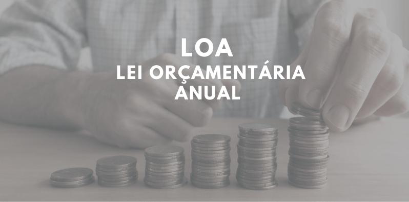 Lei Orçamentária Anual: entenda o que é a LOA