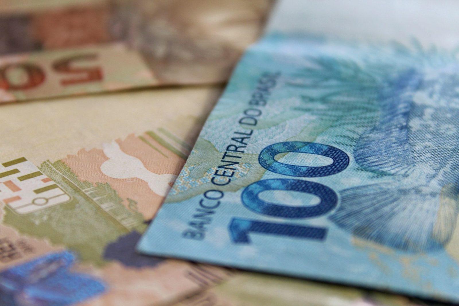 notas de dinheiro real deposito judicial bancos publicos precato precatorio