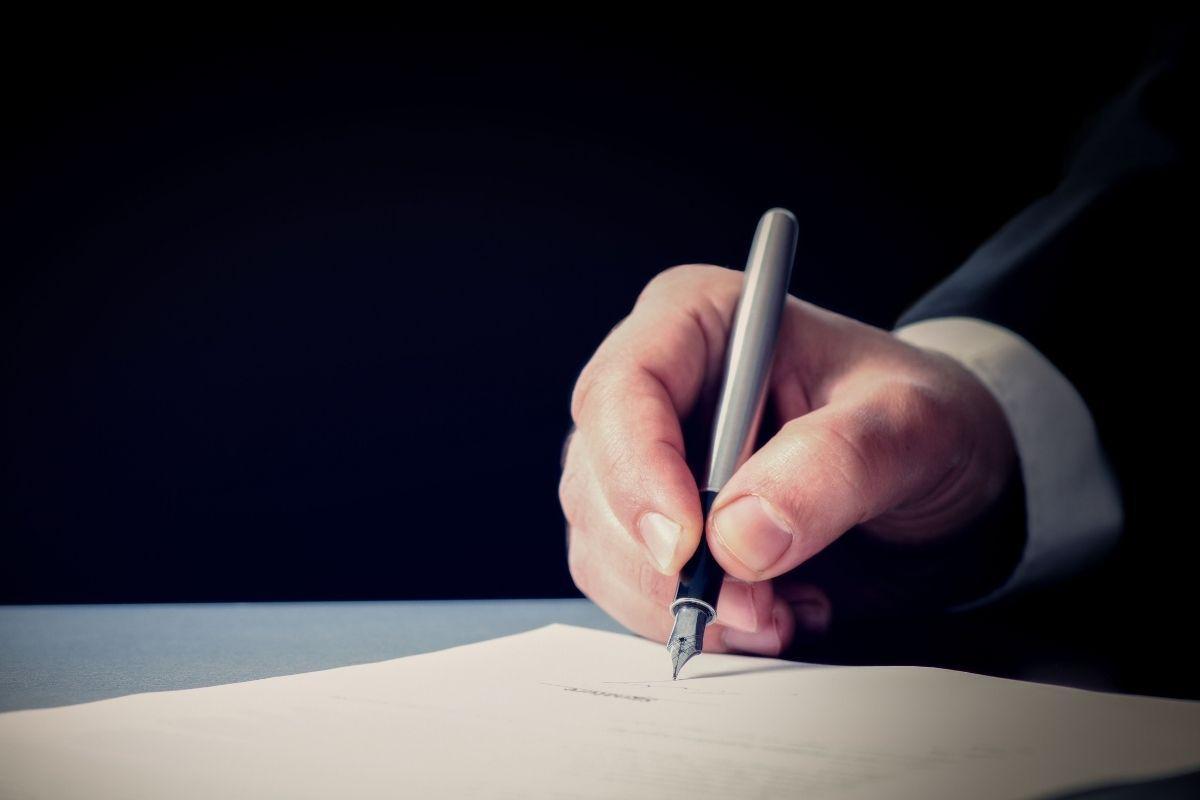 mao assinatura contrato de cessao de direitos credito precatorios precato