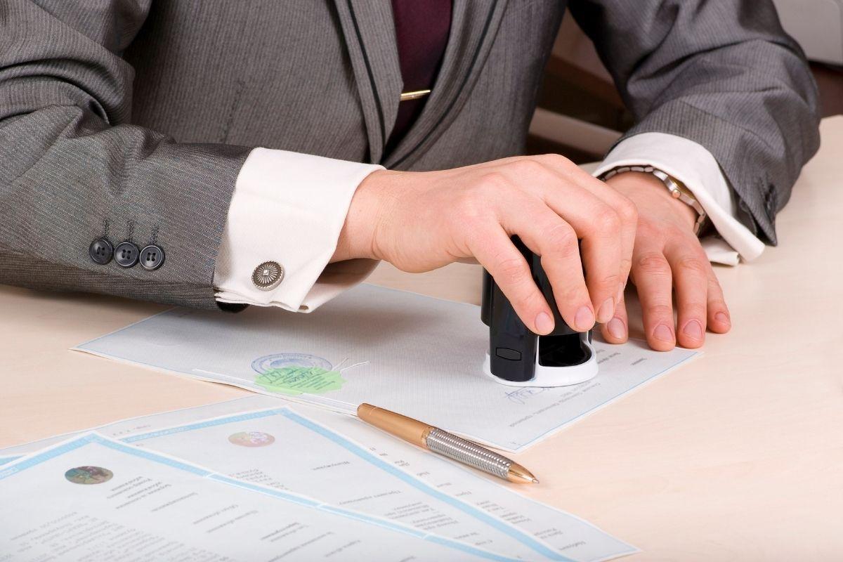 mao carimbo reconhecimento de firma o que e certificado digital venda de precatorios precato